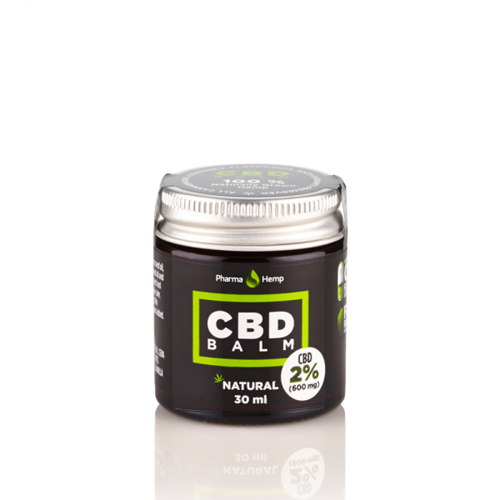 CBD balm balzsam 2% 30ml Pharma Hemp