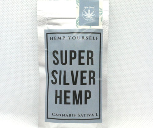 CBD Hemp Super Silver 1g Hemp Yourself