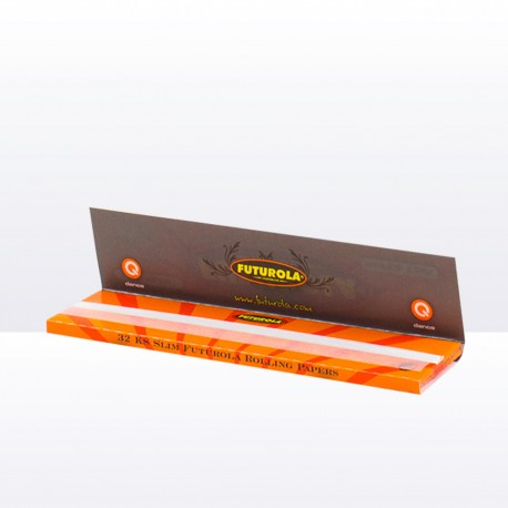Cigaretta papírok orange king size slim Futurola