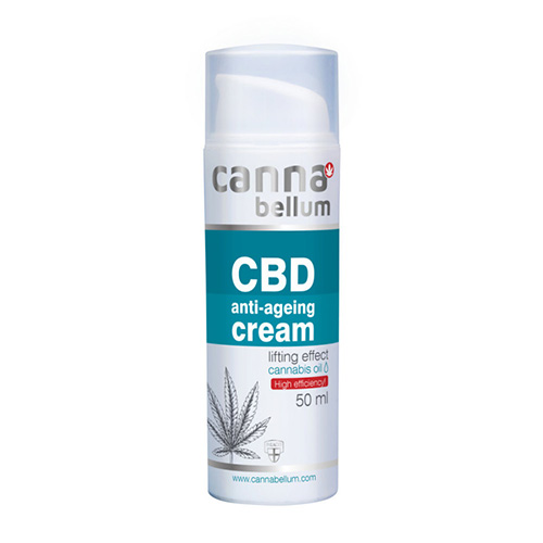 Cannabellum CBD arc anti-age krém 50ml