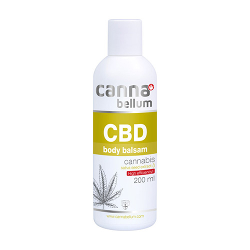 Cannabellum CBD testbalzsam 200ml