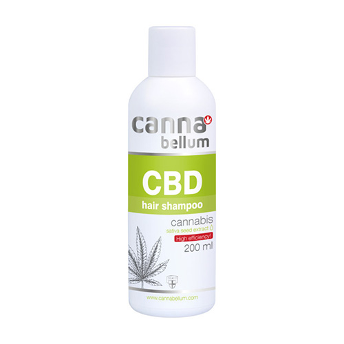 Cannabellum CBD haj sampon 200ml